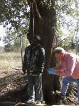 frederick jermaine carter hanging lynching in
