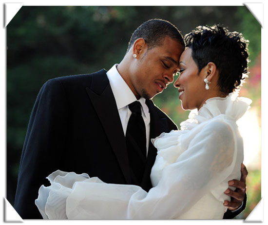 The Rumors Are True Monica And Shannon Brown Married Since 2010