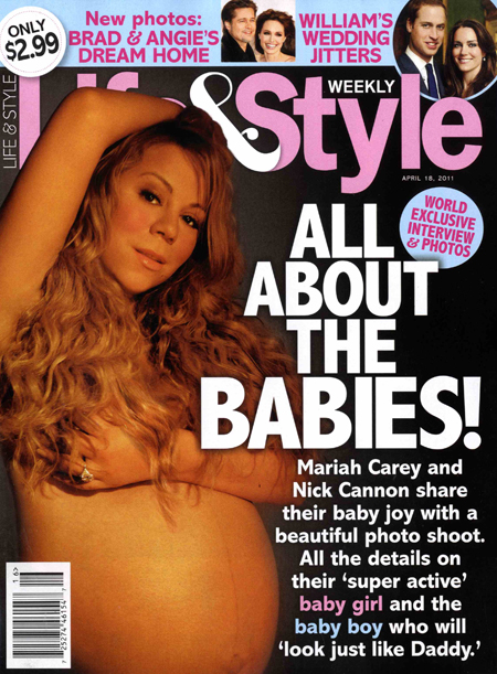 mariah carey naked for play boy pictures